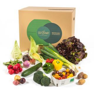 BioBenteBox Gemüse