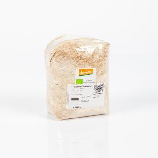 Weizenschrot Mehl fein 1 kg