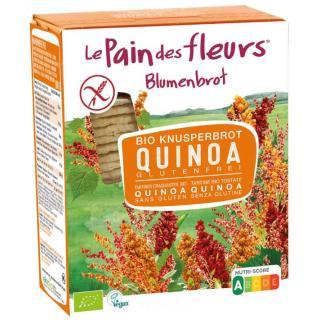 Blumenbrot Quinoa gf