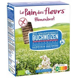 Blumenbrot Buchw o Salz gf