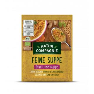 Dhal Linsensuppe