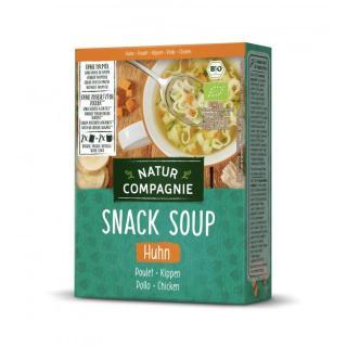 Fixe Tasse Hühner Suppe