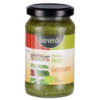 Pesto Genovese, frisch