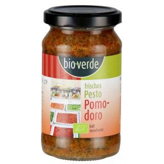 Pesto Pomodoro, frisch
