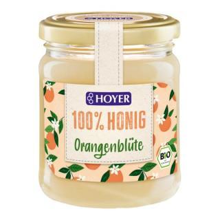 Orangenblütenhonig
