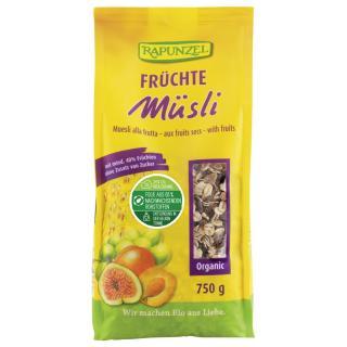 Früchte Müsli