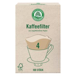 Kaffeefilter Gr 4 Papier