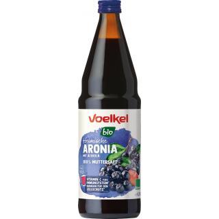 Heimische Aronia mit Acerola