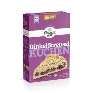 Backm Dinkel Streuselkuchen