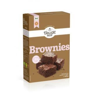 Backm Brownies gf