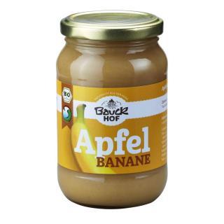 Apfel Bananenmark ungesüßt