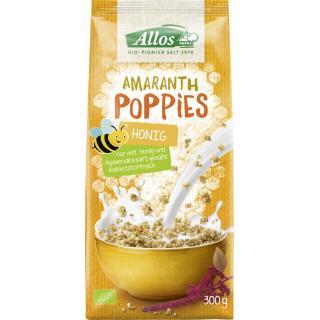 Amaranth Honig Poppies