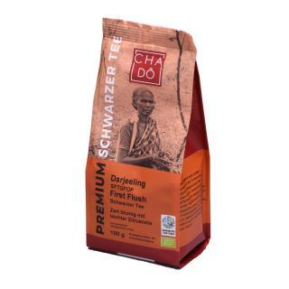Darjeeling First Flush (Schwarz Tee) -Fairtrade-