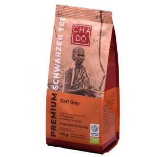 Earl Grey (Schwarz Tee) -Fairtrade-