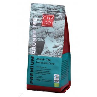 Jasmin Traditionell Premium Grüntee -Fairtrade-