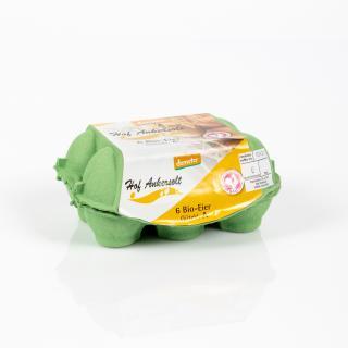 Hof Ankersolt 6 Bio-Eier