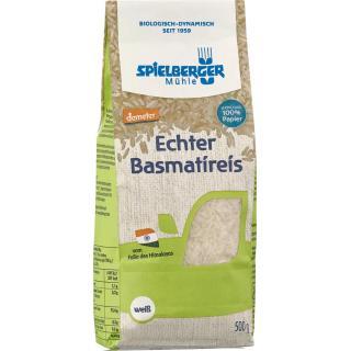 Basmatireis weiß