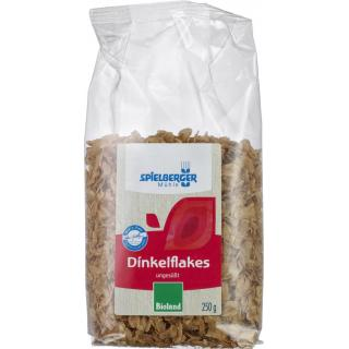 Dinkelflakes, traditionell gew