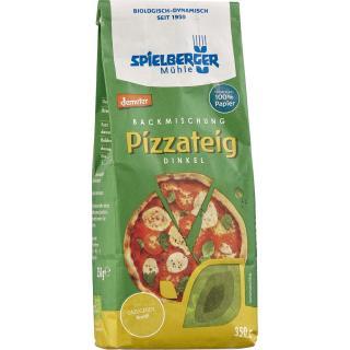 Backmischung Dinkel Pizzateig