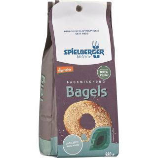 Backmischung Bagels
