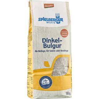 Dinkel Bulgur