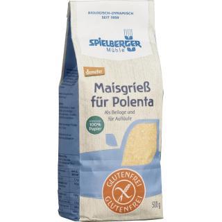 Maisgrieß Polenta gf