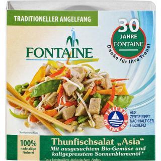 Thunfischsalat Asia