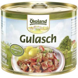Gulasch ungarische Art