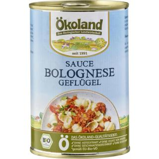 Sauce Bolognese Geflügel