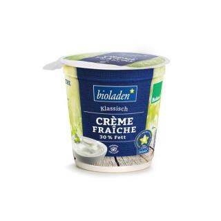 b*Crème fraîche 30%