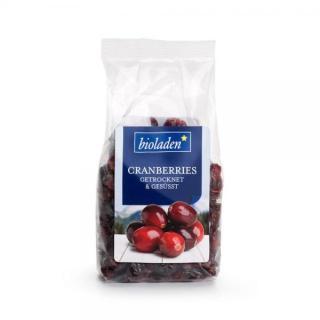 b*Cranberries gesüßt