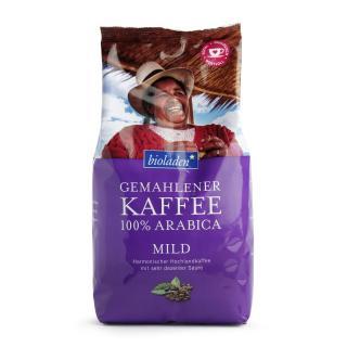 b*Kaffee 100% Arabica mild