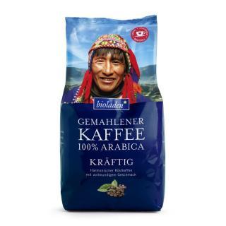 b*Kaffee 100% Arabica kräftig