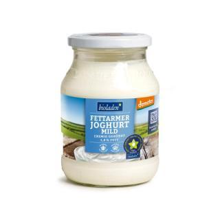 b*Demeter Joghurt mild 1,8%, 500g Glas
