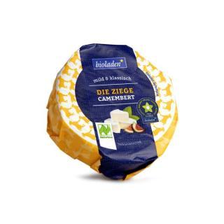 b*Die Ziege Camembert, mild & klassisch 45%