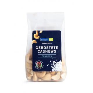 b*geröstete Cashews gesalzen