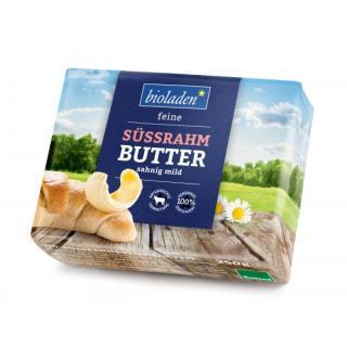 b*Butter, Süßrahm