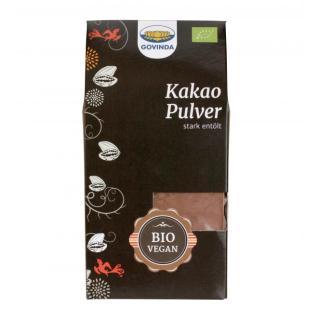 Rohes Kakaopulver