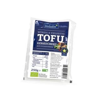 b*Tofu geräuchert, vakuum