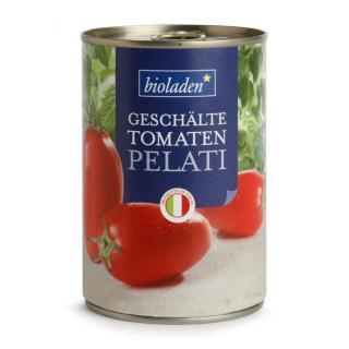 b*Pelati geschälte Tomaten