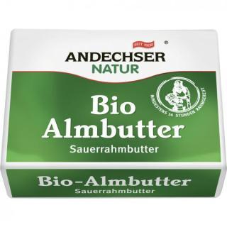 Almbutter - Sauerrahm
