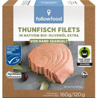 Thunfisch in Olivenöl MSC