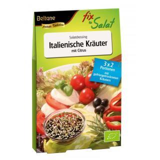 fix für Salat Italienische Kräuter