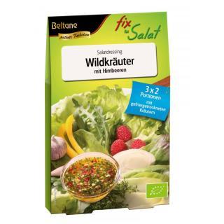 fix für Salat Wildkräuter