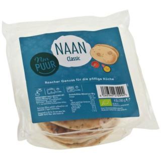 Mini Naan Classic 4 Stück