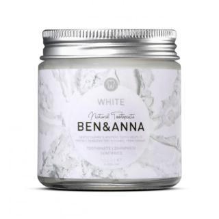 Zahnpasta White Ben und Anna