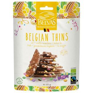 Belgian Thins VM Hazelnut caramel