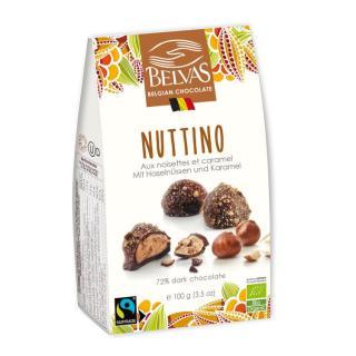 Praline Nuttino Nougat Trüffel