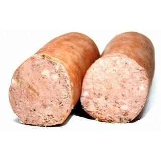 Leberwurst, grob