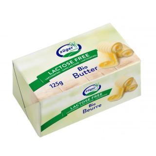 Butter, laktosefrei 6x125g